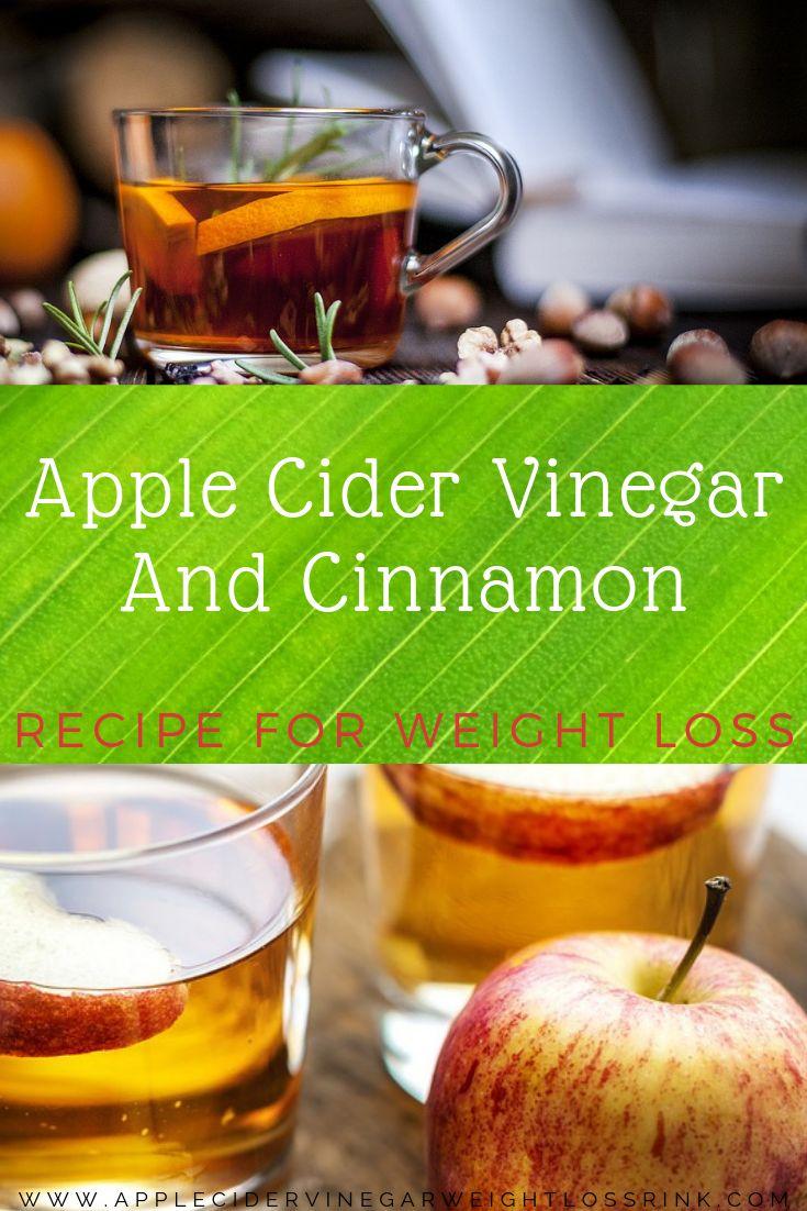 Apple Cider Vinegar Weight Loss : Apple Cider Vinegar And