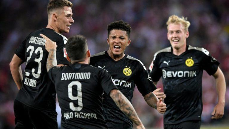 Dortmund Fitness Coach : Alica Schmidt Is Borussia ...
