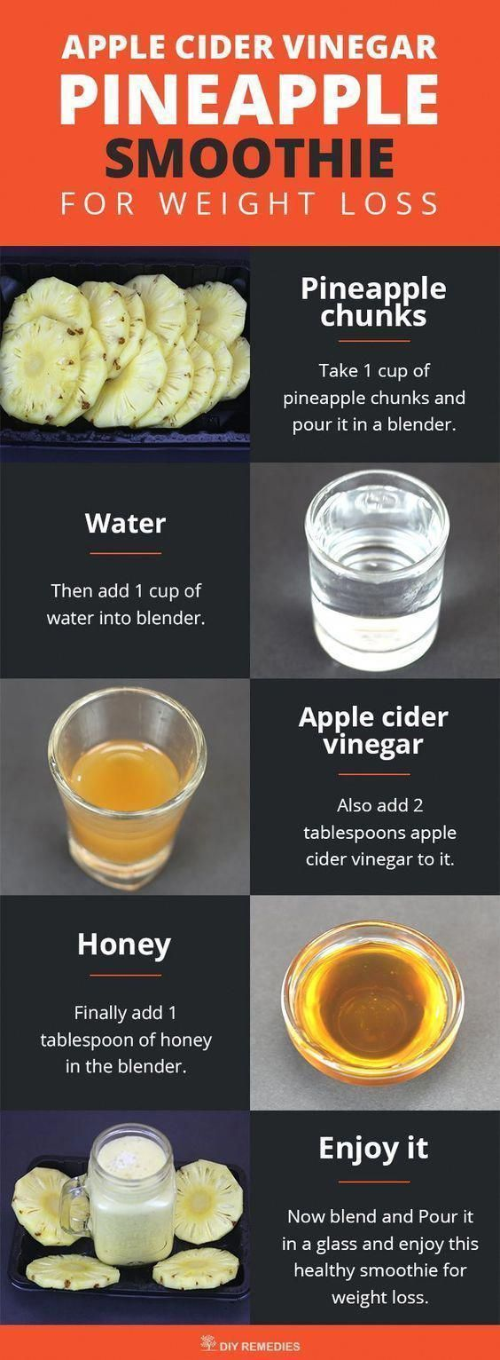 Apple Cider Vinegar Weight Loss : Apple Cider Vinegar