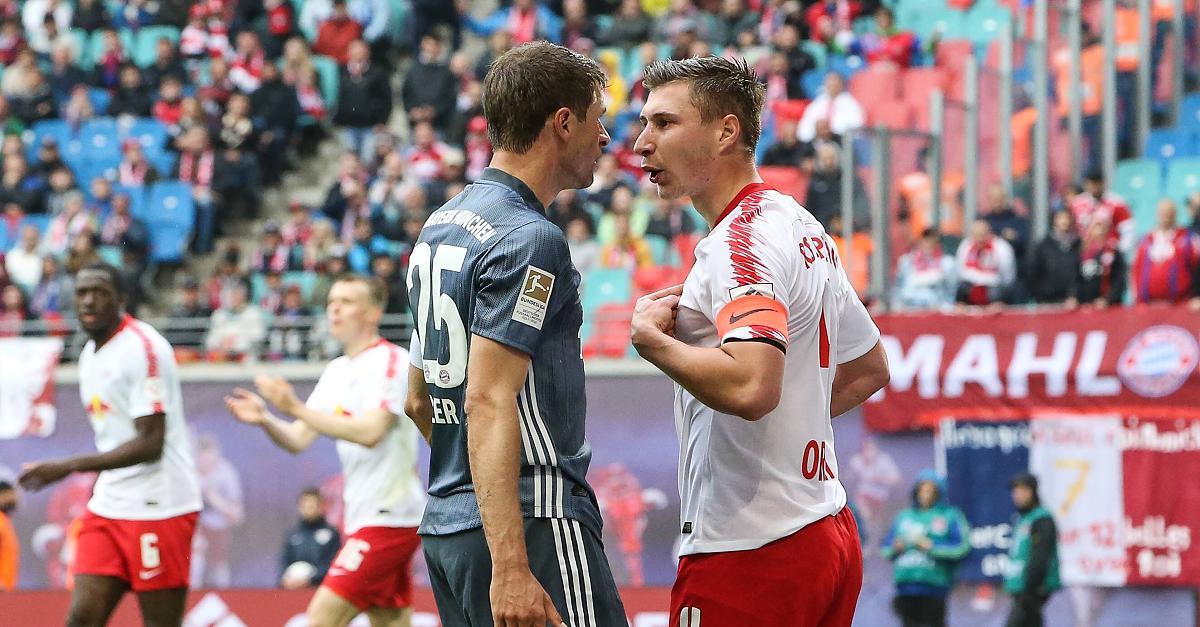 Bayern Leipzig Ticker