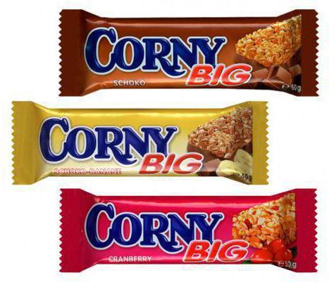 corny big bars