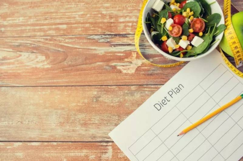 How to create a diet menu for weight loss or weight gain