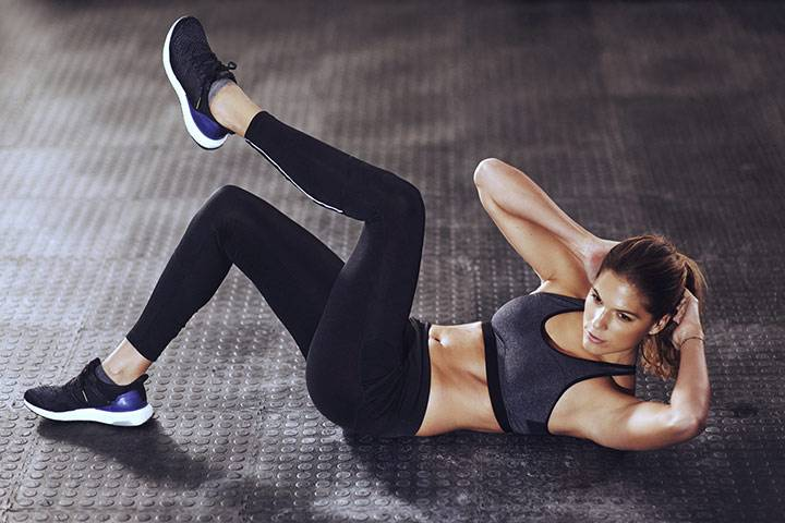 Is it possible for a girl to lose weight quickly without training and sports?
