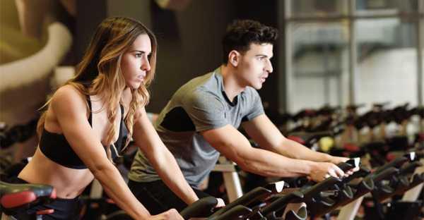 Фитнес-клуб для женщин — Женская территория