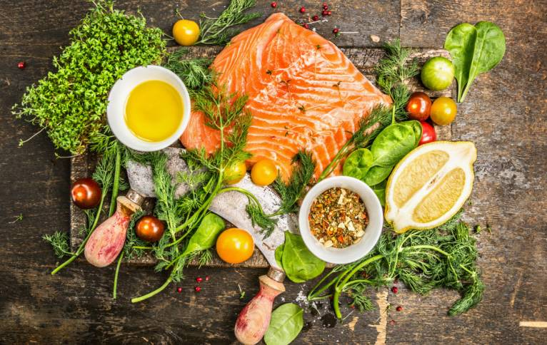 The principles of good nutrition for weight loss and body