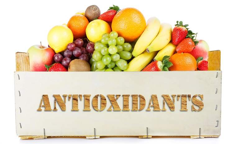 What foods contain antioxidants