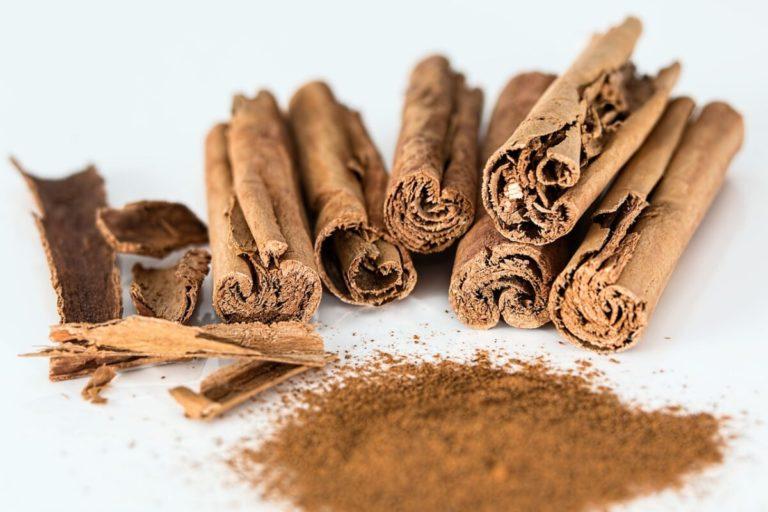 Cinnamon, Powder