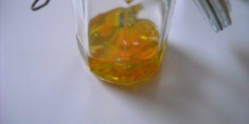 Olio di calendula - ricetta