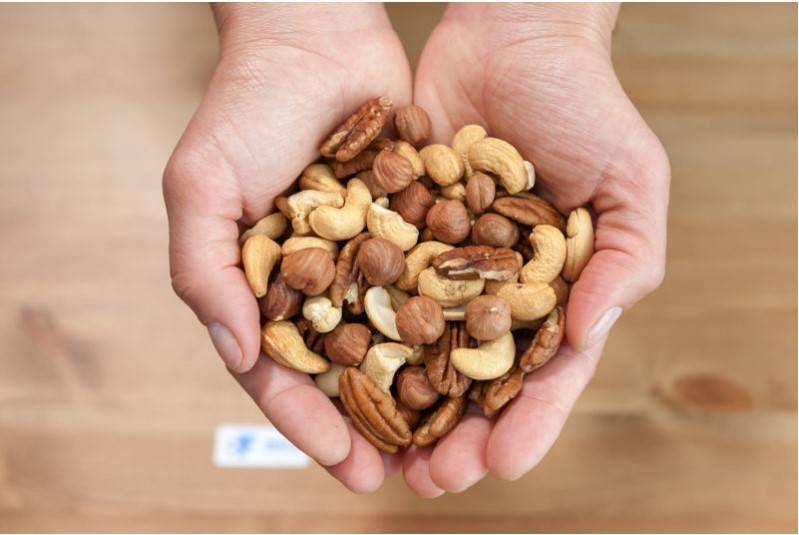 5 healthiest nuts for the body