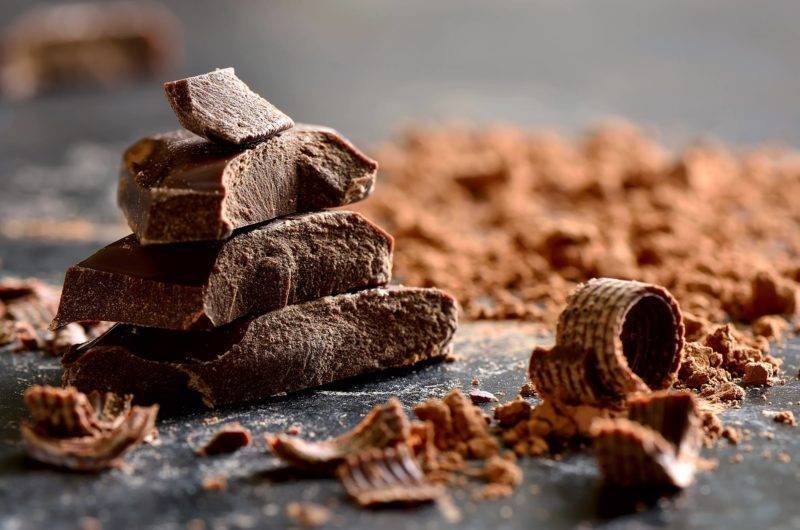 Does chocolate help you gain muscle mass?