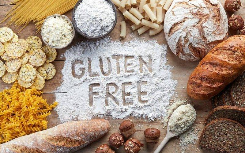 Gluten-free diet: instructions and product list