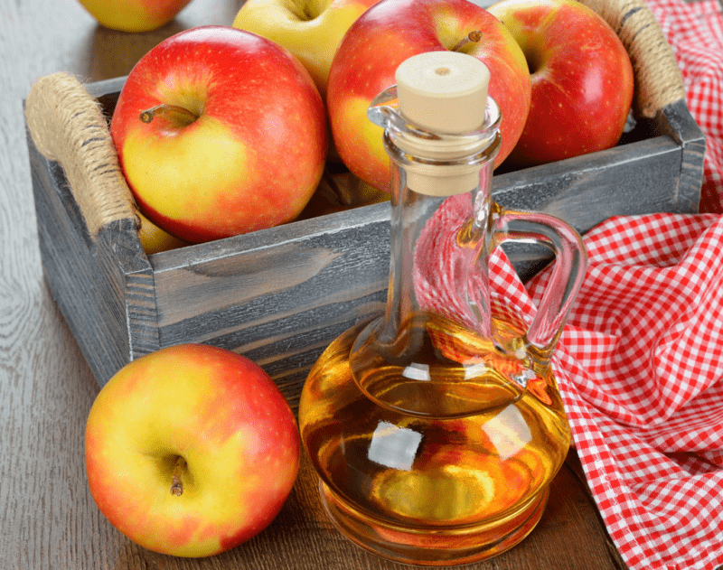 The results of using apple cider vinegar for weight loss